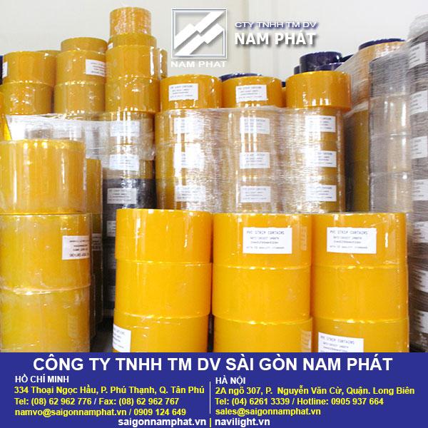 Màn nhựa PVC chống côn trùng tiêu chuẩn Châu Âu