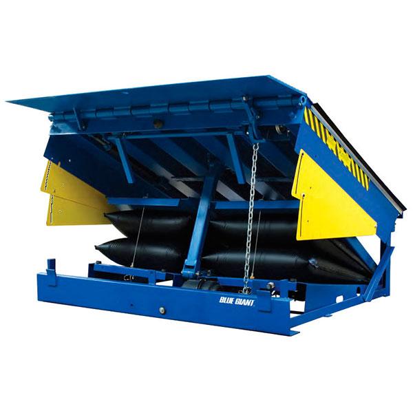 Sàn nâng túi khi – Air-Powered Dock Leveler